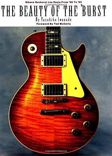 The Beauty Of The 'Burst: Gibson Sunburst Les Pauls from 1958 to 1960