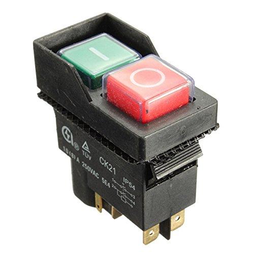 Alamor Mezclador Concreto Del Cemento De 240V Minimix 150 Eléctrico En Interruptor Apagado