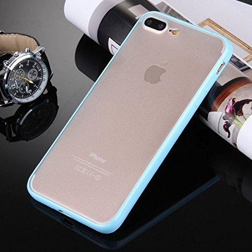 Hülle für iPhone 7 plus , Schutzhülle Für iPhone 7 Plus TPU + PC Transparente Schutzhülle ,hülle für iPhone 7 plus , case for iphone 7 plus ( SKU : Ip7p0897w ) Ip7p0897d