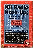 101 Radio Hook-Ups: 1930 Edition (English Edition)