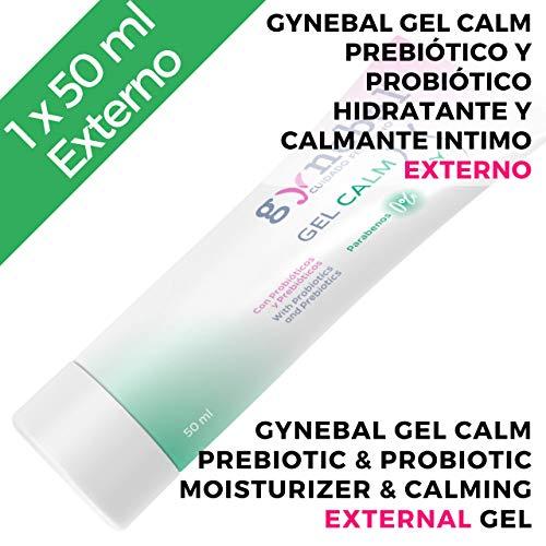 Gynebal Gel Calm 50 ml (Calmante e hidratante íntimo con prebioticos y probioticos)