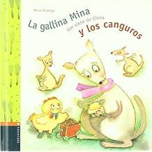 La gallina Mina y los canguros