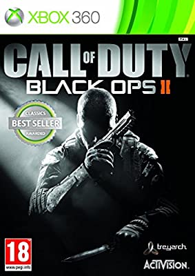 Call Of Duty 9 Black Ops II Game Classics (Xbox 360) from Activision Blizzard