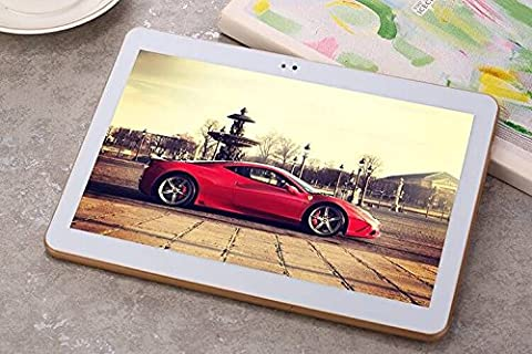 4G LTE Gold 10.1 inch Tablet Phone 8 core Tablet PC Octa Cores 4G network Android 6.0 2560X1600 IPS RAM 4GB ROM 64GB 8.0MP 10 inch 4G Dual sim card Phone Call Wcdma+GSM Tablets PCS Bluetooth WIFI GPS electronics