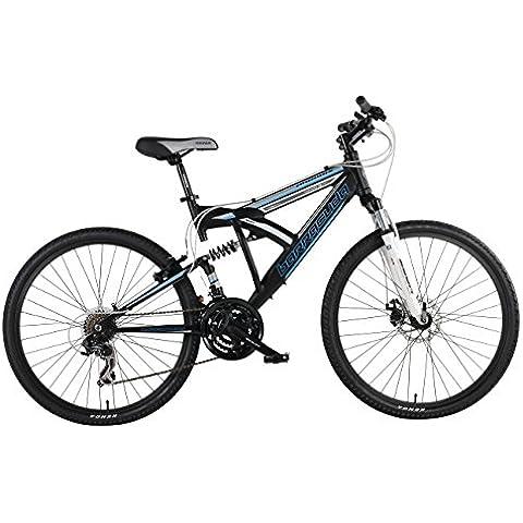 Barracuda phoenix dual suspensión mountain bicicleta (rueda 26 pulgadas,frame 18