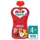 HiPP Bio-Kirsche, Apfel und Banane Frühstück 100g