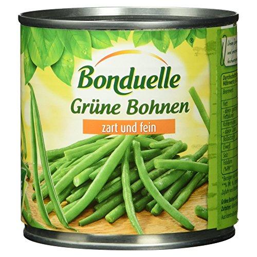 Bonduelle Grüne Bohnen zart und fein, 400 g