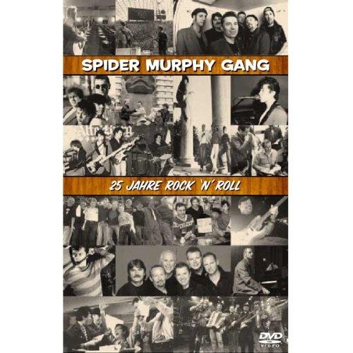Bild von Spider Murphy Gang - 25 Jahre Rock'n'Roll [2 DVDs]