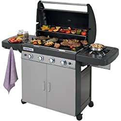 Campingaz 2000015644 4 Series Classic LS Plus - Barbacoa a gas
