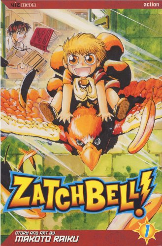 Zatch Bell!, Vol. 1 (Zatch Bell (Graphic Novels))