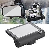AIHOME Auto Blockflöten Neues Modell 10,2cm Triple Objektive DVR DUSH Camera Auto Outdoor und Indoor Videoüberwachung HD Nachtsicht Weitwinkel Rückfahrkamera Video Surveillance