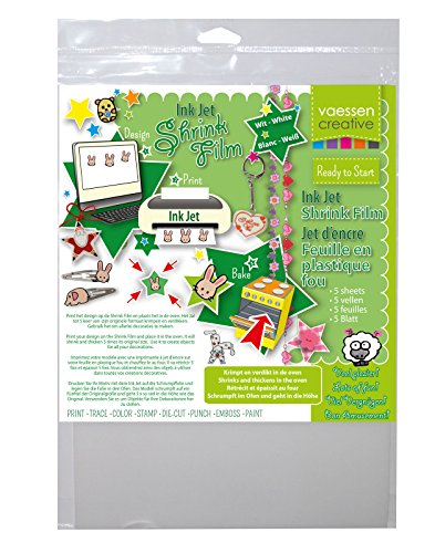 vaessen-creative-shrink-film-for-ink-jet-in-plastica-colore-bianco