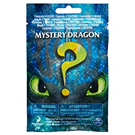 Dragons 6045161 Mystery Dragons, Modelli Assortiti