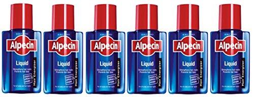 Alpecin Liquid Hair Energizer 200ml–6Stück