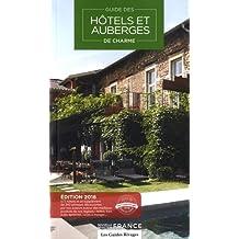 Guide hôtels et auberges de charme : Selection France