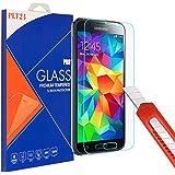 PLT24 Panzerglas Schutzfolie 9H Hartglas / für Samsung Galaxy S5 / S5 neo / Displayschutzglas / ...