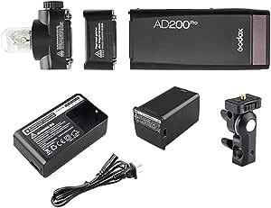 Godox Flash Witstro Ad200 Pro Pocket Flash Kamera