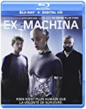 Ex-machina [Blu-ray]