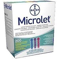 Microlet Lancets 200Pz