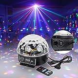 Led Disco Lichteffekte Party Lampe Beleuchtung mit Fernbedienung für Disco, Bar, party, Halloween, Hochzeit, Tanzfläche