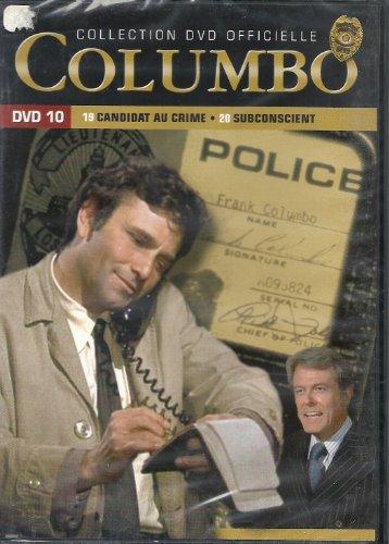 Bild von Columbo n° 10 Saisin 3 : 19 - Candidat Au Crime, 20 - Subconscient