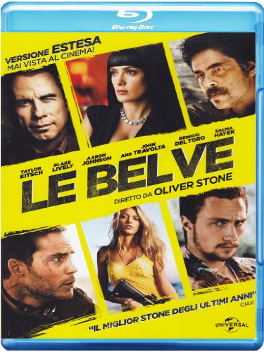 Le belve [Blu-ray] [Import anglais]