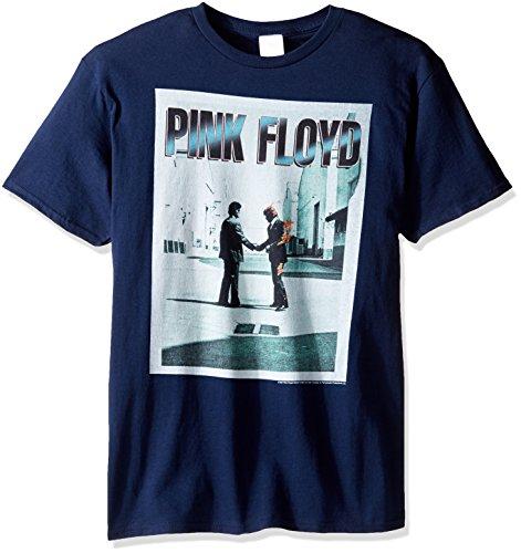 Pink Floyd Herren T-Shirt Wish You were Here - Blau - Groß