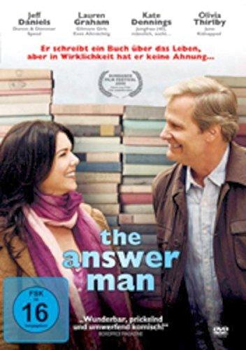 The Answer Man - Der göttliche Mr. Faber (DVD)