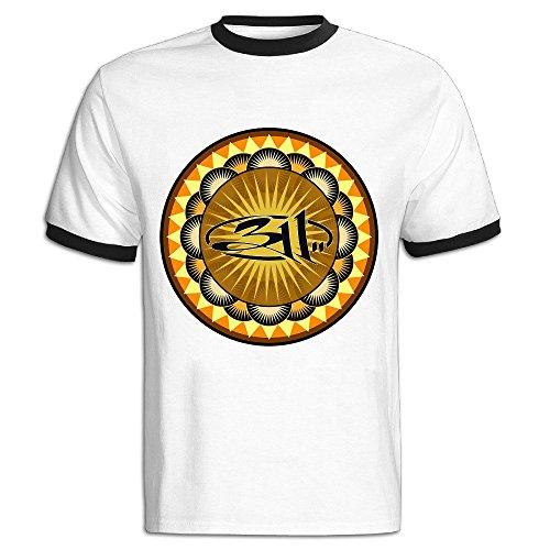 alonk-mens-311-band-100-cotton-t-shirt-l-black