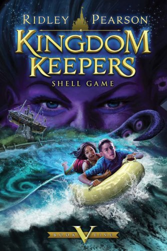 Shell Game (Kingdom Keepers) por Ridley Pearson