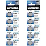CAMELION Pack de 5 piles Lithium 3V CR2032