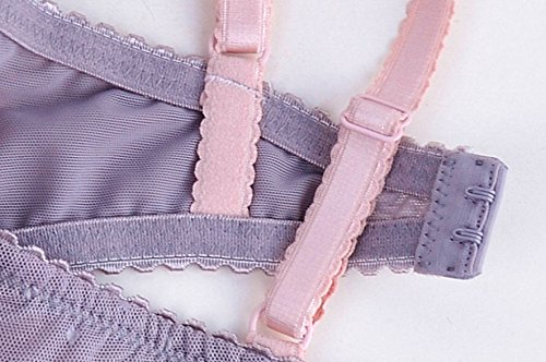 Chirrupy Chief -  Reggiseno basic  - Donna Light Grey