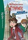 Les aventuriers de l'étrange 03 - Le mystère du Mandrake's College par Puard