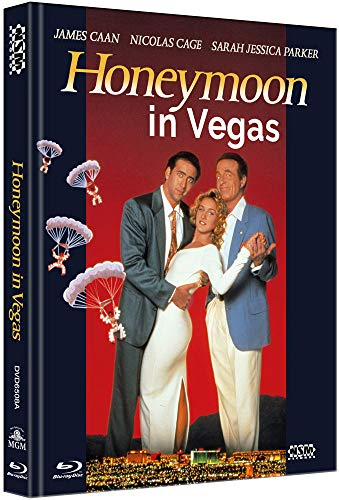 Honeymoon in Vegas [Blu-Ray+DVD] - uncut - auf 111 Stück limitiertes Mediabook Cover A