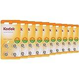 Kodak Batterie pour aides auditives, P13 Lot de 40