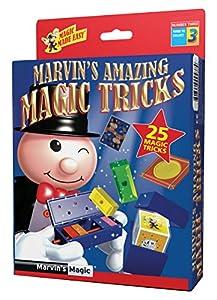 Simm Spielwaren GmbH - Simm Juguetes 54062 - increíbles Trucos de Magia, Juegos y Rompecabezas de Marvin