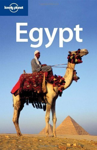 Lonely Planet Egypt (Country Travel Guide) by Matthew Firestone, Michael Benanav, Tom Hall, Anthony Sattin 10th (tenth) Edition (6/1/2010)