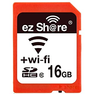 Ez Share Wifi Sd Memory Card 16GB Class 10 2nd Generation