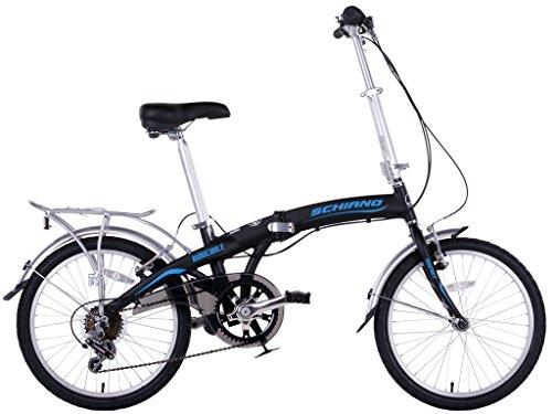 Schiano Bicicletta 20 Riducibile 06 V.Shimano Alloy: usato  Spedito ovunque in Italia