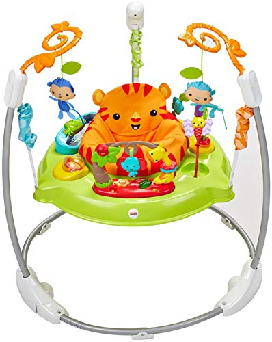 Fisher-Price Roaring Rainforest Jumperoo by Fisher-Price