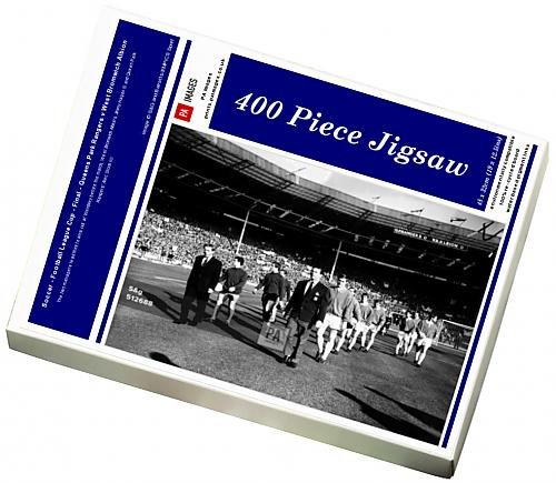 400 Piece Puzzle of Soccer - Football League Cup - Final - Queens Park Rangers v (14001746)