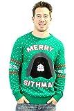 Merry Sithmas Xmas Pullover M