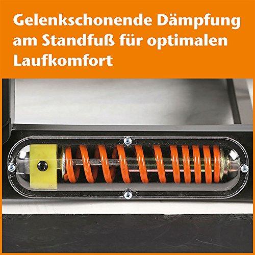 Elektrisches Laufband mit LCD-Display & MP3 Bild 6*