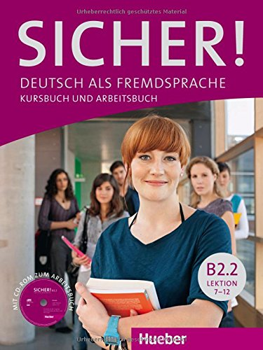 Sicher! B2/2 Kurs.+Arbeitsbuch con Cd