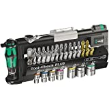 Wera 05056490001 Tool-Check Plus Tool Set, 39 piece 1 Black