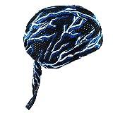 Sport Kopftuch Pirat Stirnband atmungsaktiv Hut Functional Bandana Mütze Radfahren Cap Unisex Kappe UV Schutz Kopfbedeckung Erwachsene Schlafmütze für Damen und Herren