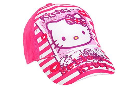 Hello Kitty Baseball Cap für Kinder, Rosa, Art. 6693, Gr. 54 Hello Kitty Baseball