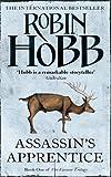 Book cover for Assassin's Apprentice