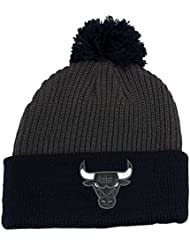 Mitchell And Ness - Bonnet Homme Chicago Bulls Marshall Bobble Hat