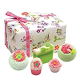 Bomb Cosmetics Three Little Birds Handmade Gift Pack